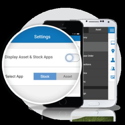 asset tracking advanced stock image1