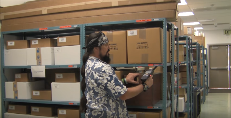 Inventory system Education V071