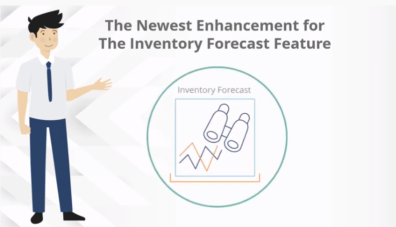 Inventory system forecast Feature v091