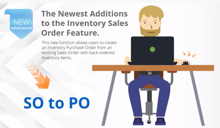 Inventory asset tracking system video so po
